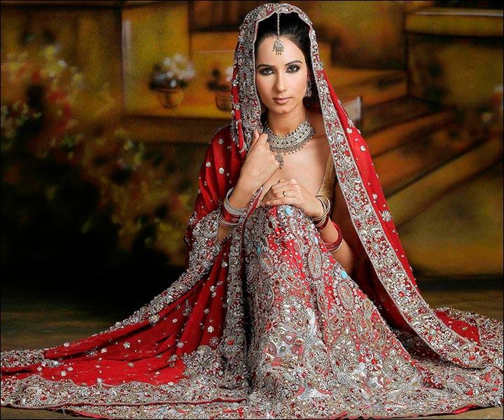 Indian Wedding Dresses   Fashion Knowledge