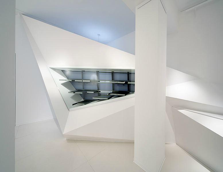Cipr s group galer a de arte valzuela madrid - Garcia ruiz arquitectos ...