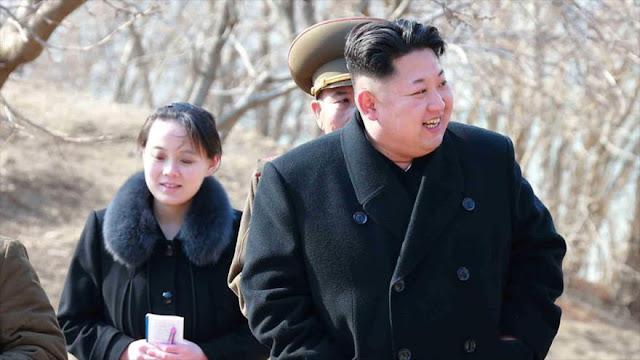 Hermana de Kim Jong-un realizará histórico viaje a Corea del Sur