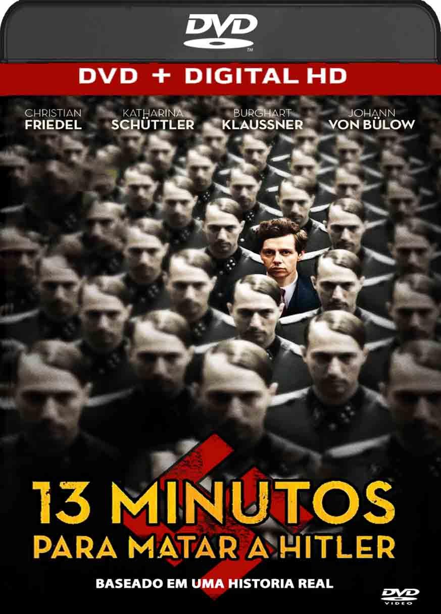 13 Minutos (2017) DVD-R Oficial Dual Audio