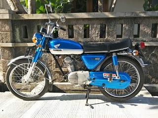 Ada 2 Unit Honda CB Klasik Dijual...Harga Borongan