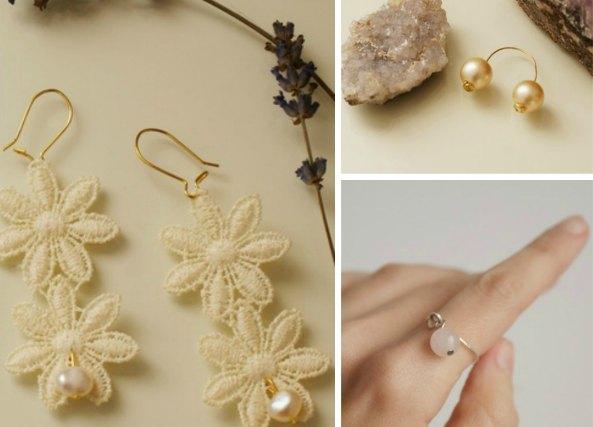 3 Joyas con perlas para regalos rapidos