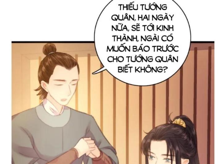 Nàng Phi Cửu Khanh - Thần Y Kiều Nữ chap 27 - Trang 47