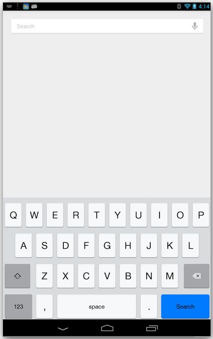 تحميل لوحة مفاتيح ايفون 6 للاندرويد