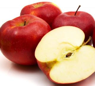 manfaat apel merah untuk lovebird