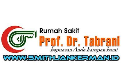 Lowongan Kerja Rumah Sakit Prof. Dr. Tabrani Pekanbaru Februari 2018
