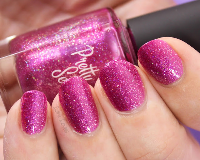 Pretty Serious Lyra Nail Polish Swatches & Review