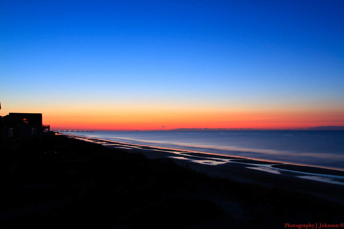 Lincoln's Domain: North Topsail Island Beach