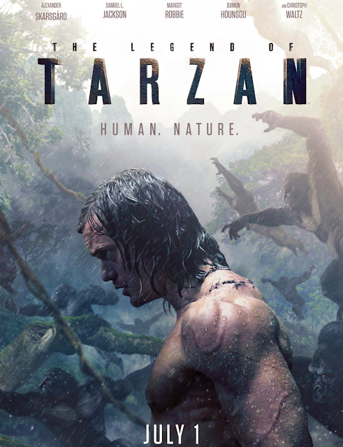 Poster The Legend Of Tarzan