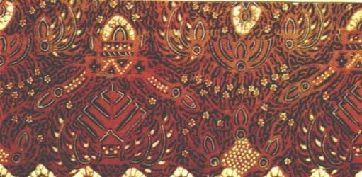 Batik Motif Soko Rini