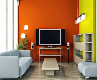 pilihan bagus untuk ruang tamu di rumah sederhana