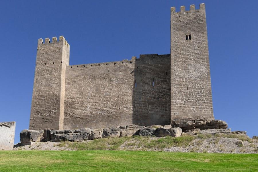 Aragón, Cinco Villas, Sádaba, Zaragoza
