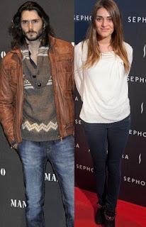 Olivia Molina y Sergio Mud