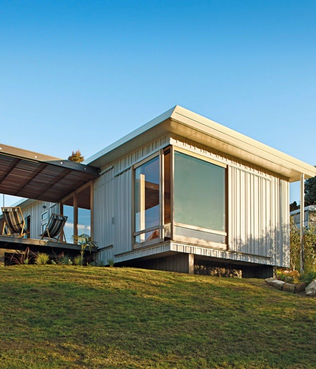 Holiday Home Design Ideas: New Zealand Holiday Home In Dwell Magazine