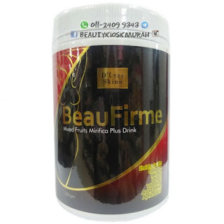 BEAUFIRME MIXED FRUITS MIRIFICA PLUS DRINK