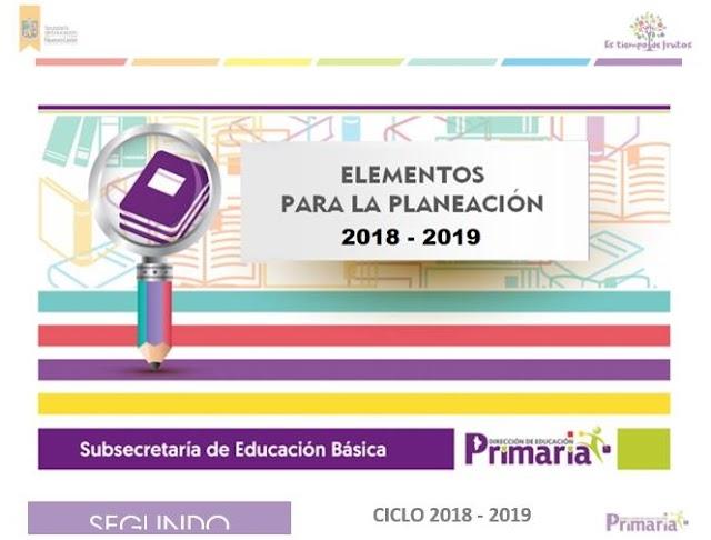 Planeación 2do Trimestre Primaria de 1er grado a 6to grado