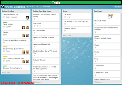 project management software trello