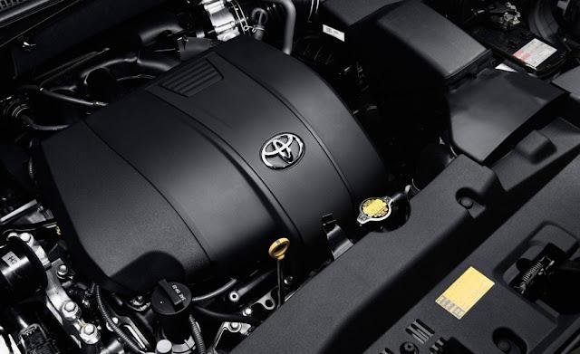 Highlander 2017 lộ diện với hộp số 8 cấp động cơ V6 3.5 lít