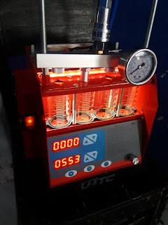Injector Cleaner dan tester
