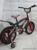3 Sepeda Anak Phoenix P516 Tameng 16 Inci