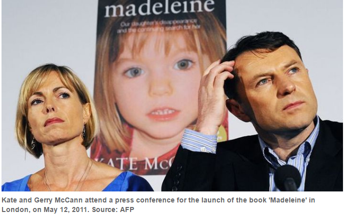 Aborted reconstruction of fateful night Maddie vanished 'damaged' the McCanns