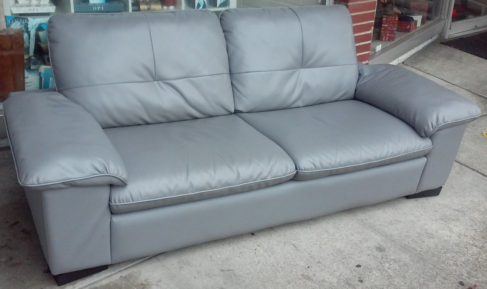 grey sofa table ikea cheap sofas sets for sale uhuru furniture and collectibles sold modern