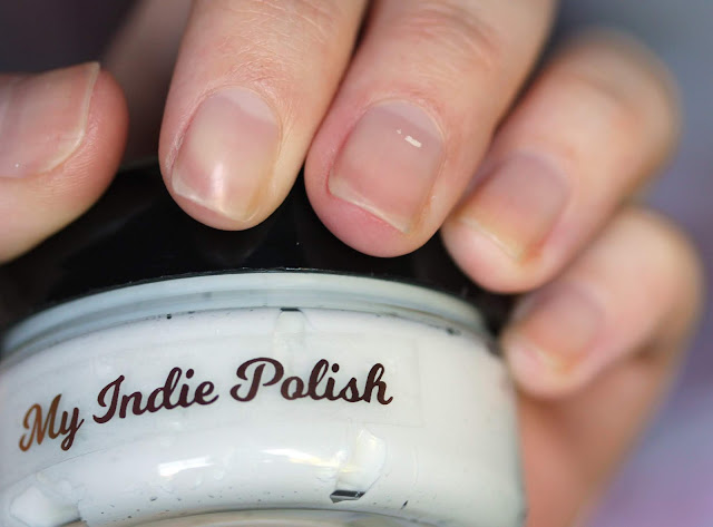 My Indie Polish Make Me a Lady Hand and Cuticle Cream review by Streets Ahead Style