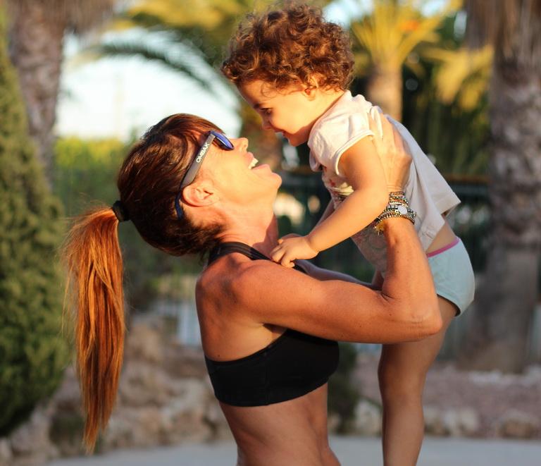 Smile ,  amor de tia ,  sporty girl