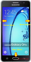 Download mode Samsung GALAXY ON5 (G550FY INDIA)