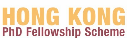 Hong Kong PhD Fellowship Scheme (HKPFS)