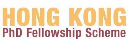 Hong Kong PhD Fellowship Scheme (HKPFS)