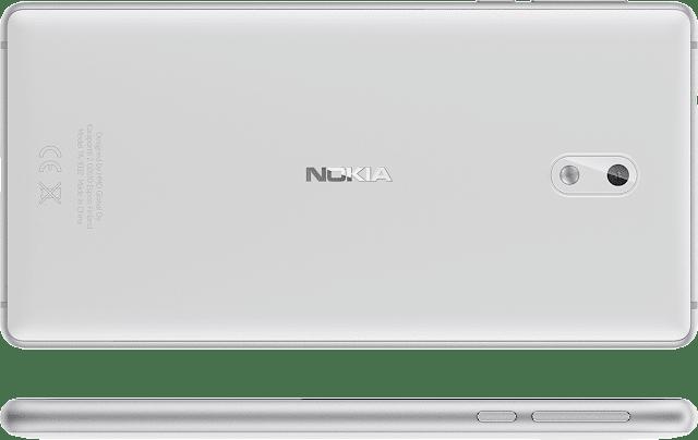 مواصفات وسعر هاتف Nokia 3 الجديد بالصور