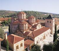Το καθολικό της Μονής Ευαγγελισμού της Θεοτόκου στην Ορμύλια