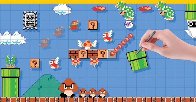'Super Mario Maker', Michell