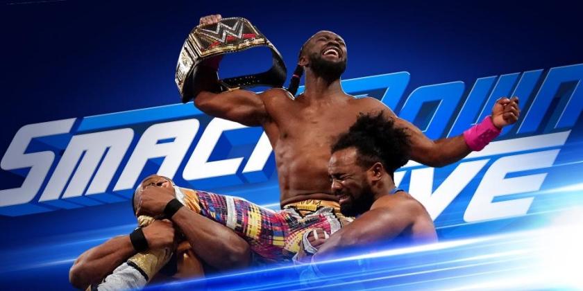 WWE Smackdown Results - April 9, 2019