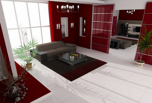 Create home of your needs with simple yet stunning room - Room divider ideas for studio apartments ...