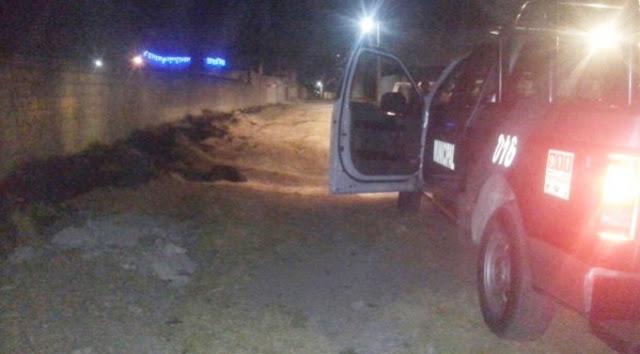Zinacantepec, faros, noche