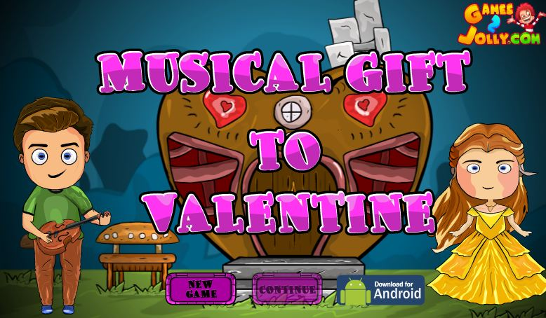 Musical Gift To Valentine…