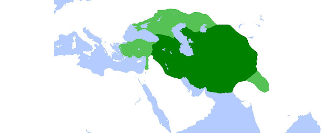 Timurid Empire from ancient history