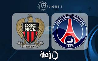 مشاهدة مباراة باريس سان جيرمان ونبص اون لاين موقع وصلة