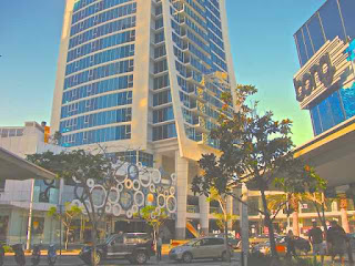 Hilton West Tower Surfers Paradise 10 July 2010
