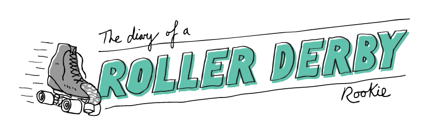 The Diary Of A Roller Derby Rookie