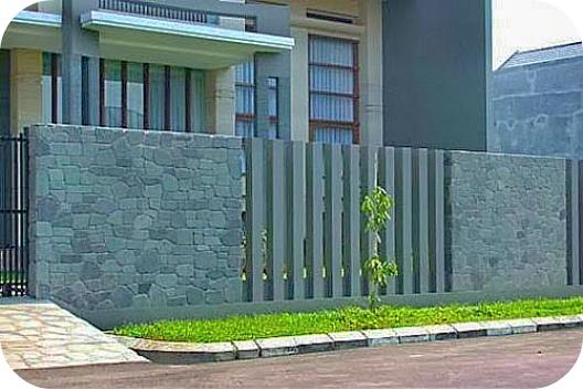 40 Minimalist Wall Fence Models