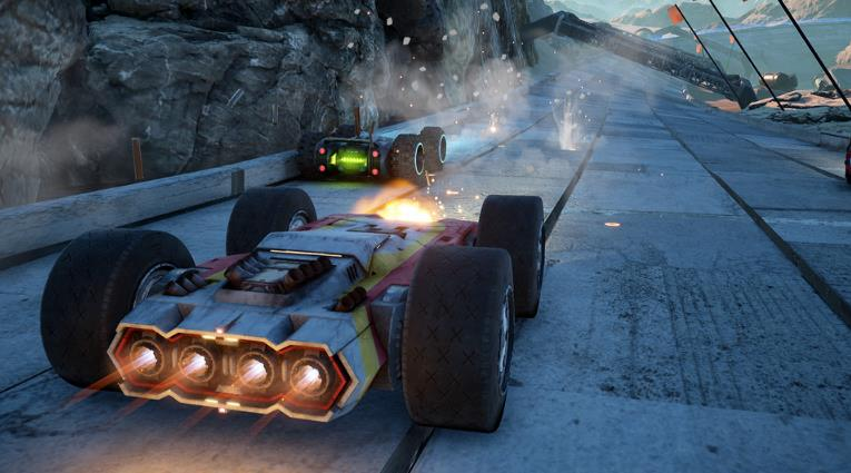 GRIP Combat Racing PC Full Español