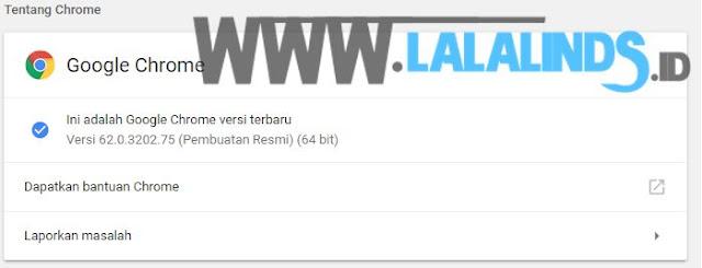 Download Google Chrome 62.0.3202.75 Offline Installer Terbaru