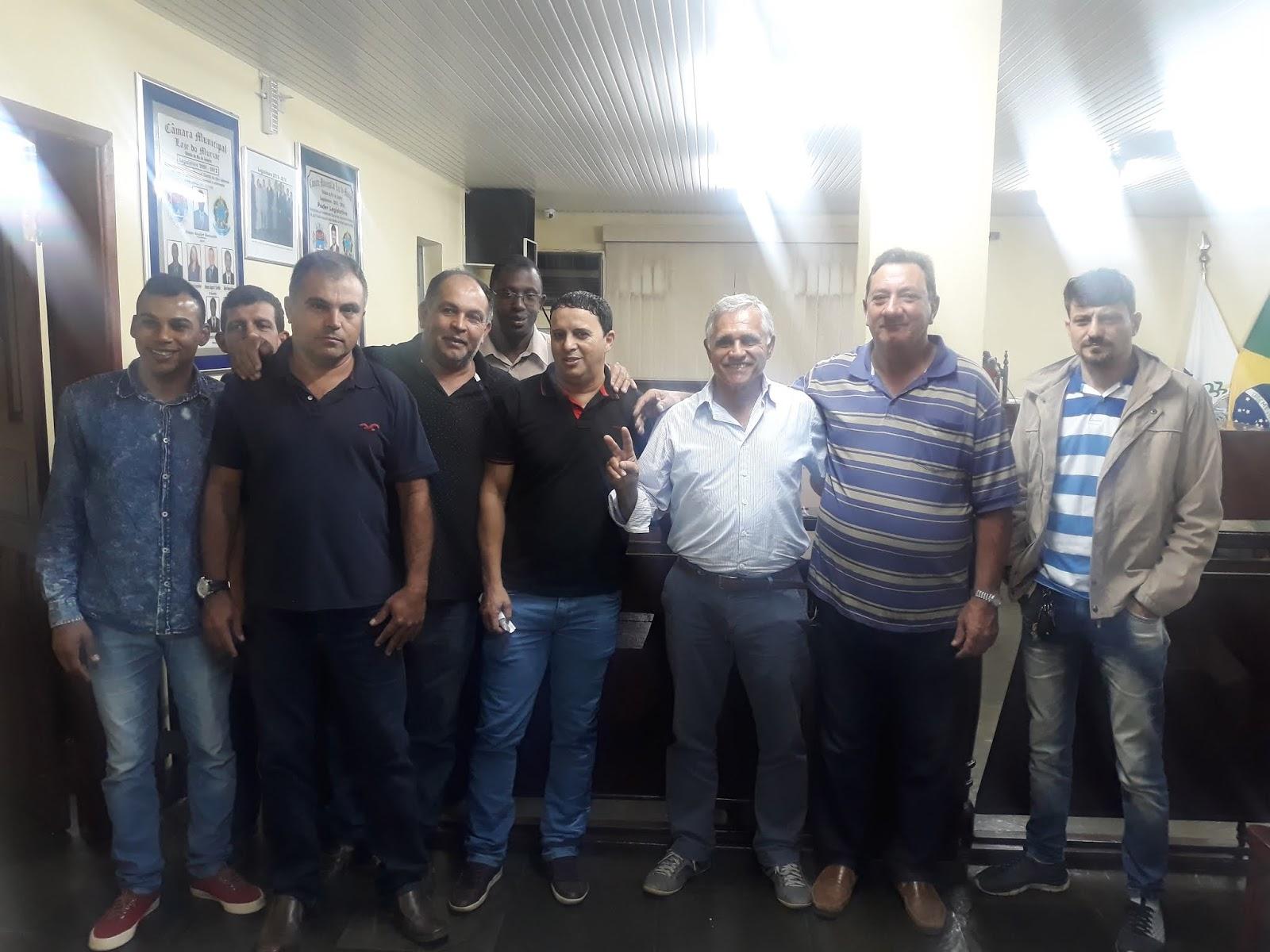 09bb3d5258cfd Pré candidato a Deputado Federal Romualdo Defensor faz visita a Laje do  Muriaé
