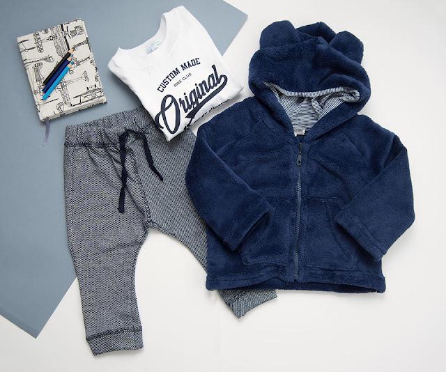 Moda bebes invierno 2017 ropa de niños pequeños.