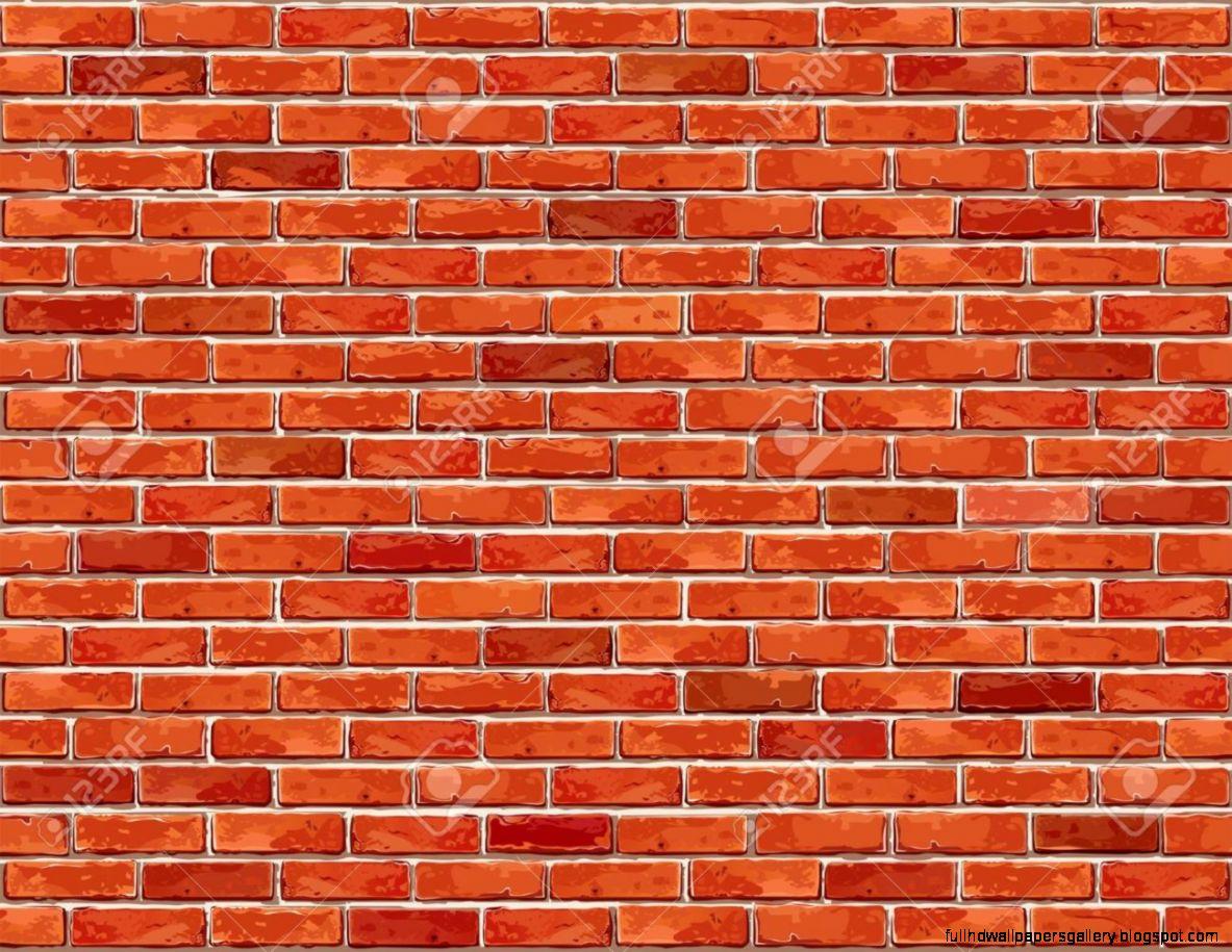 Brick Pattern Wallpaper