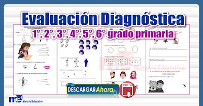Evaluación Diagnóstica Primaria