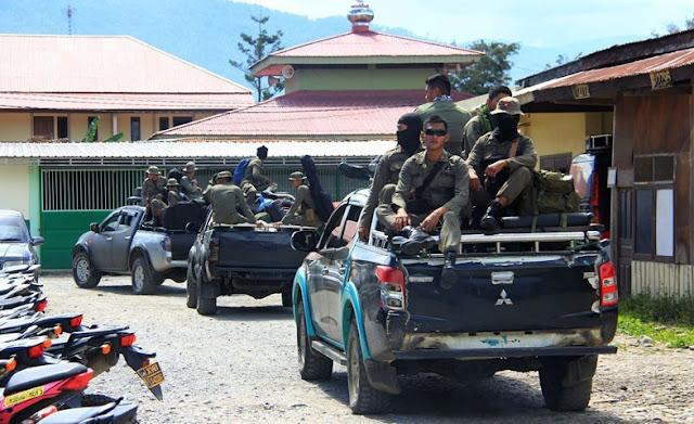 Dunia Internasional Diminta Tidak Intervensi Penyelesaian KKSB Papua